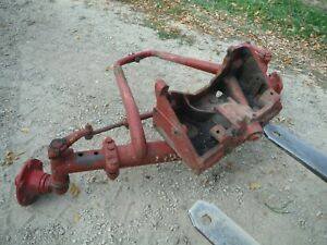 Ih Farmall Tractor 240 404 Utility Wide Front With Steering Bolster