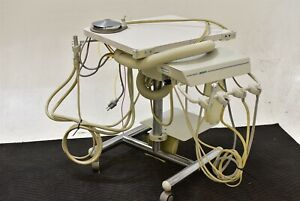 Marus Dental Delivery Unit Operatory Treatment System Furniture Doctor Cart