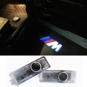 Bmw M 2xled Courtesy Lighting Door Shadow Lamps Laser Logo Projector For M Logo
