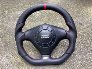 Audi S2 Rs2 80 90 B4 100 C4 4a Early Small Spline Custom Made Steering Wheel