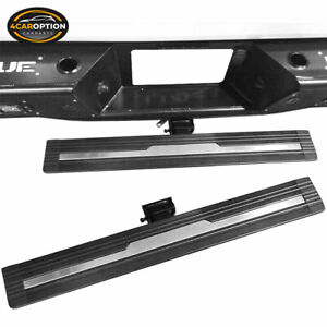 Universal Fit Vehicles W 2inch Receiver 35inch Rear Hitch Step Bar Bumper Guard