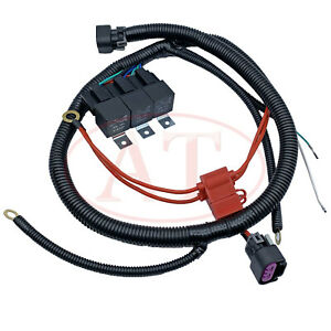 Dual Electric Fan Upgrade Wiring Harness Fit For 1999 2006 Ecu Control