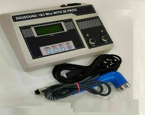1 3mhz Advanced Ultrasound Therapy Machine Ultrasonic For Joints Pain Relief