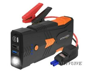 1500a Portable Jump Starter 12v Battery Booster Portable Jumper Box Up To 8 0l