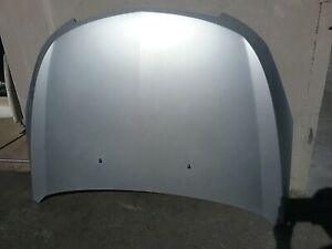 2012 Chevy Cruze Front Hood Assembly Silver Color 4 Door Sedan