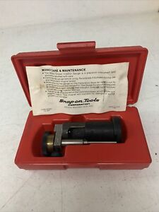 Snap on Tools M3563 Diesel Timing Gauge With Case