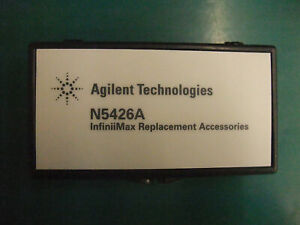 Agilent N5426a Infiniimax Zif Probe Head Accessory Kit