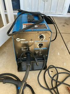 Miller Millermatic 130 Xp Wire Welder