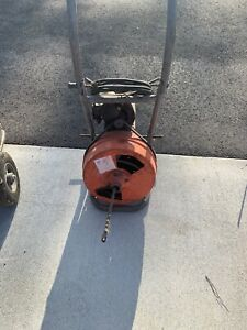 General Mini Rooter Drain Cleaning Machine 10 b5933a