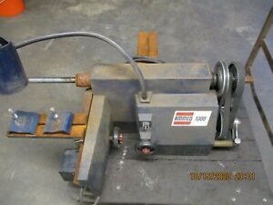Ammco 1000 Disc And Drum Brake Lathe For Parts Only