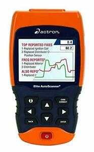Actron Cp9690 Elite Autoscanner Kit Enhanced Obd I And Obd Ii Scan Tool For A