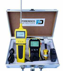 Residential Combustion Analyzer Flue Gas Usa Nist Calibration Source