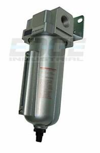 1 2 Heavy Duty Particulate Filter Moisture Trap Water Seperator W auto Autom