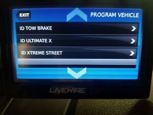 Sct Livewire 5015p Ts Tuner Programmer For Ford Powerstroke 6 0 Unmarried