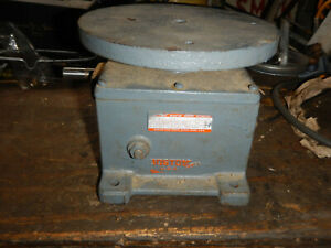 Older Boston Gear Speed Reducer Box With Faceplate Vlw13 900