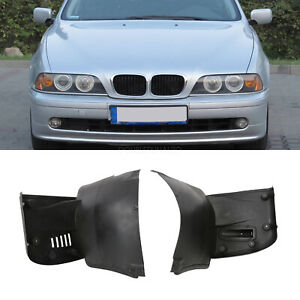Fender Liner Front Lower Oem Wheel Housing Mud Guard For Bmw5 Series E39