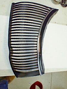 Nors 1938 1939 Ford Lh Grille Half Deluxe Drivers Side
