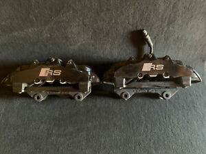 Oem Audi C5 Rs6 8 Piston Front Calipers
