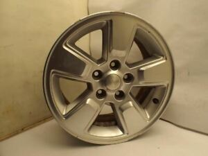 Wheel 16x7 Alloy Painted Silver Fits 08 12 Liberty 241013