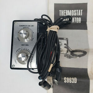 Honeywell S963d1001 Thermostat Simulator For System W973 Free Shipping