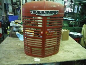 Ih Farmall M Tractor Grille Very Nice 305