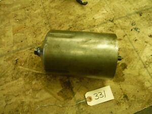 Ih Farmall 806 1206 856 1256 1456 Tractor Oil Filter Canister 331