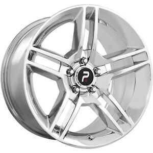 4 18x9 Chrome Wheel Oe Performance 101 Shelby Gt 500 Replica 5x4 5