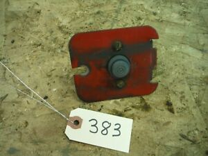 Ih Farmall 856 1256 1456 Tractor Ether Button Door 383