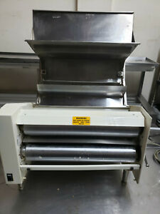 Anets Dough Sheeter Roller Cutter Former Countertop Large Capacity Sdr 42