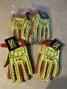 Ringers Gloves Size Extra Large R 169 Super Hero Series Impact Gloves