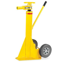 100 000 Lb Static Capacity Standard Duty Trailer Stabilizing Jack Stand