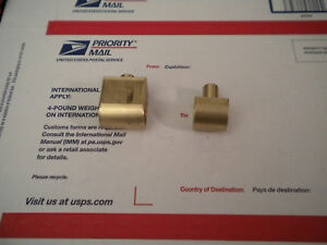 10 Atlas Lathe Cross Feed And Compound Nut Set