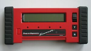 Snap On Mt2500 Version 2 2 Scanner Scan Tool Backlit Display