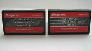 Snap On Programmable Cartridges 7 2 Domestic Asian Use W Mt2500 Mtg2500