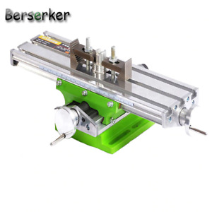 Berserker Working Cross Table Compound Bench Worktable X Y Axis Adjustment For M