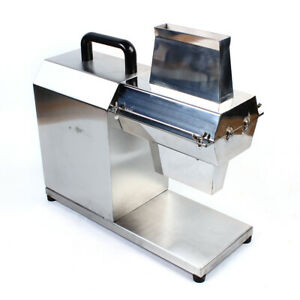 Commercial Electric Meat Tenderizer Machine Cuber Tool Heavy Duty Stainless Us