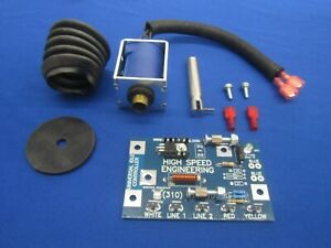Oem Fits Lincoln Welder Idler Solenoid Boot Kit Sa 200 250 Gas Hs Low Idle Board