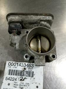 07 08 09 10 11 12 Dodge Caliber Throttle Body Valve Assy