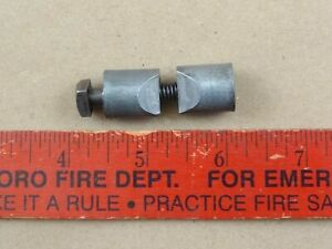 Very Nice Atlas Craftsman 6 10 12 Lathe Tailstock Lock Sleeve Bolt M6 44 M6 45