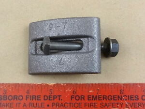 Unused Original Atlas Craftsman 10 12 Lathe Tailstock Clamp Bolt Assembly 9 7