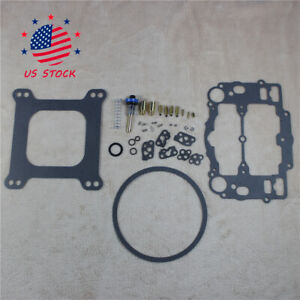 New For Edelbrock 1477 1400 1404 1405 1406 1407 1409 1411 Carburetor Rebuild Kit