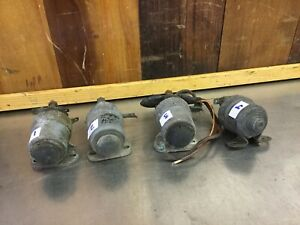 Mga Mgb Midget Sprite Tr3 Tr4 Starter Solenoid Grab Bag For Parts T1613