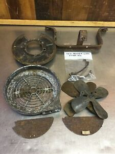 Triumph Tr2 Tr3 Tr3a Smiths Heater Blower Housing R250 For Parts T1622