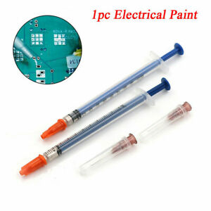 Tools Silver Electrical Paint Glue Wire Conduction Paste Conductive Adhesive l