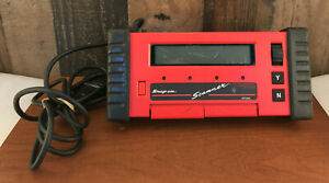 Snap on Mt2500 Scanner W 2 Cartridges Primary And Troubleshooter