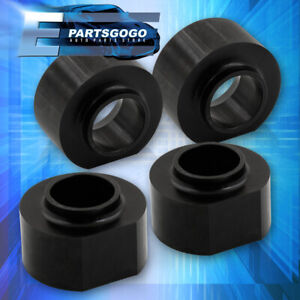 For 93 98 Jeep Grand Cherokee Zj 2wd 4wd Black 2 Front Rear Lift Kit Spacers