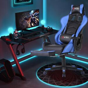 Computer Gaming Chair High back Chairs Executive Swivel Racing Office Furniture