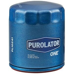Pl10241 Purolator New Oil Filter For Chevy Le Baron Town And Country Ram Van