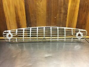 Triumph Tr3a Tr3b Original Front Widemouth Grille For Parts T1674