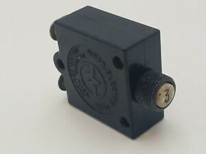 Wood 431 203 101 Circuit Breaker 3 Amp 1 Pole Aircraft Aviation Replacement Part